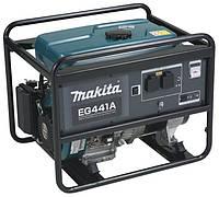 Бензиновый генератор для питания электрооборудования Makita EG441A