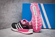 Кроссовки женские 13098, Adidas Climacool, черные ( 36 39  ), фото 4