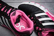 Кроссовки женские 13098, Adidas Climacool, черные ( 36 39  ), фото 6
