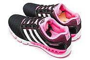 Кроссовки женские 13098, Adidas Climacool, черные ( 36 39  ), фото 8