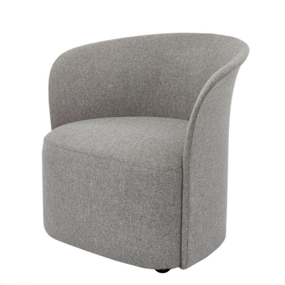 Кресло-лаунж SKY (Скай) серый