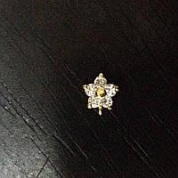 Подвески , пирсинг для ногтей IЕA-08 Gold