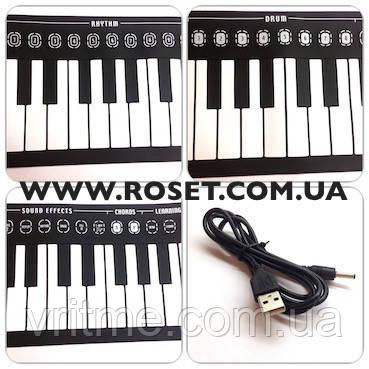 Гнучке піаніно на 49 клавіш