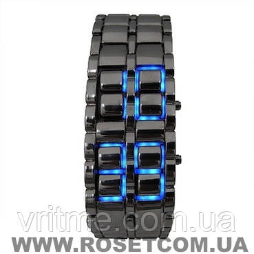 Часы-браслет унисекс Iron Samurai
