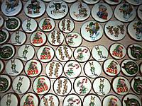 Пряники на заказ от 100 шт в ассортименте Галетте - 06898