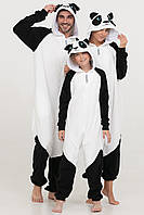 Пижама кигуруми панда украинского производства для детей и взрослых