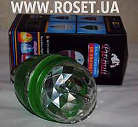 Вращающаяся светодиодная диско-лампа LED Full Color Rotating Lamp (PitBull), фото 1