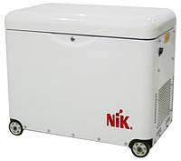 Трехфазный дизельный генератор NiK DG 3600 (3,6 кВт)