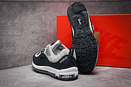 Кроссовки мужские 12674, Nike Aimax Supreme, темно-синие ( 42  ), фото 4