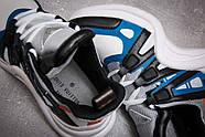 Кроссовки женские 13454, Louis Vuitton Archlight, темно-синие ( 37 38  ), фото 6