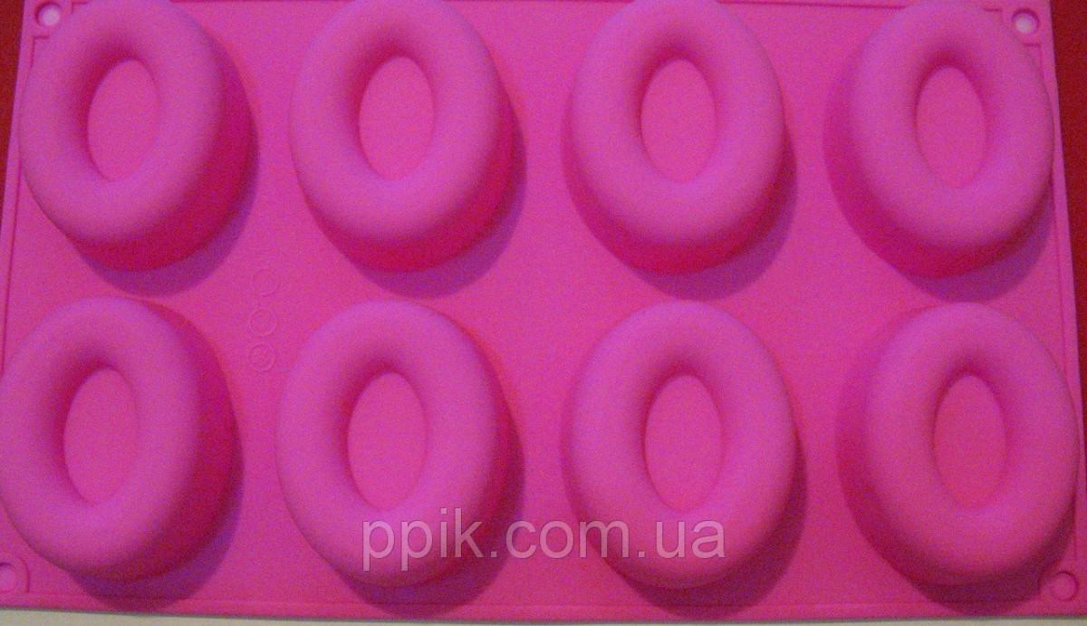 Форма силиконовая Овал 1