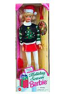 Коллекционная кукла Барби Barbie Holiday Season 1996 Mattel 15582