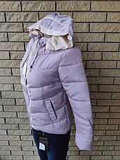 Куртка женская модная демисезонная LE BAI, фото 2