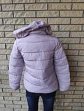 Куртка женская модная демисезонная LE BAI, фото 3