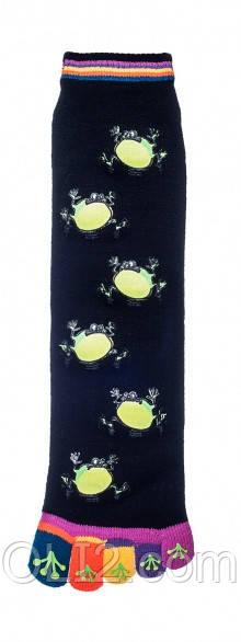 Женские носки с пальчиками носочки