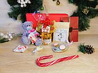"""Новогодний подарочный набор """"Christmas Surprise"""" с именным поздравительным письмом"""