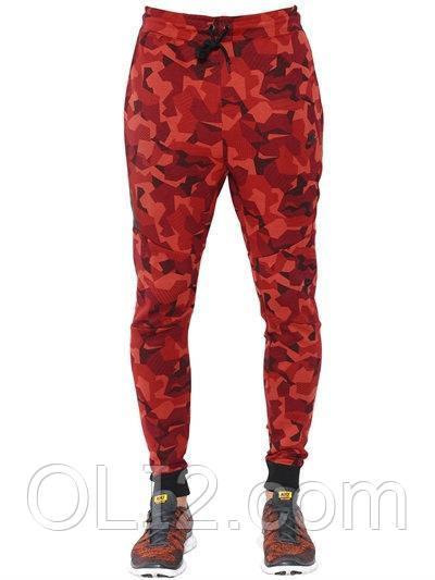 Мужские спортивные штаны Nike Tech Fleece Camo Joggers