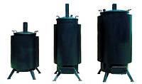 Печь дровяная Премиум Свечка V-190, фото 1