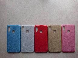 Чехол Shining Glitter для Xiaomi Redmi 6a с блестками