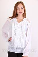 Летняя блуза увеличенных размеров  от производителя