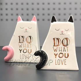 "Копілка - статуетка ""Do what you love"", мікс, Копилка - статуэтка ""Делай то, что любишь"""