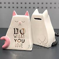 "Копілка - статуетка ""Do what you love"", мікс, Копилка - статуэтка ""Делай то, что любишь"", фото 2"