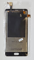 Модуль (сенсор + дисплей) для Blackview A9 Pro черный, фото 2