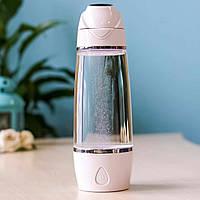 Портативный Генератор Водородной Воды H2 Wellness Lux с мембраной, фото 1