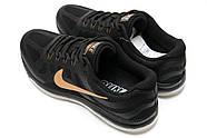 Кроссовки мужские 13464, Nike Zoom Streak, черные ( 41 42 43 44  ), фото 8