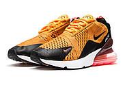 Кроссовки мужские 13425, Nike Air Max 270, оранжевые ( 42  ), фото 7
