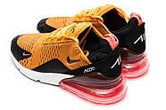 Кроссовки мужские 13425, Nike Air Max 270, оранжевые ( 42  ), фото 8