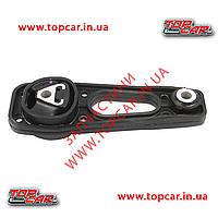 Подушка коробки задняя Renault Duster 1.5DCi/1.6i  ОРИГИНАЛ 8200805813