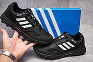 Кроссовки мужские 13891, Adidas Climacool 295, черные ( 41 43  ), фото 2
