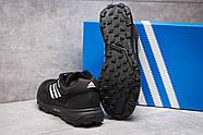 Кроссовки мужские 13891, Adidas Climacool 295, черные ( 41 43  ), фото 4