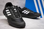 Кроссовки мужские 13891, Adidas Climacool 295, черные ( 41 43  ), фото 5