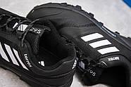 Кроссовки мужские 13891, Adidas Climacool 295, черные ( 41 43  ), фото 6