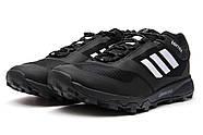 Кроссовки мужские 13891, Adidas Climacool 295, черные ( 41 43  ), фото 7
