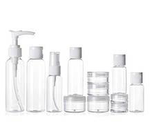 Бутылочки, баночки, и косметологические аксессуары