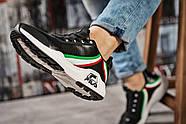 Кроссовки женские 14551, Fila Wade Running, черные ( 36 37 38 39  ), фото 5
