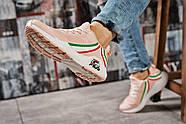 Кроссовки женские 14554, Fila Wade Running, розовые ( 37 38 39 40  ), фото 5