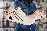 Кроссовки женские 14554, Fila Wade Running, розовые ( 37 38 39 40  ), фото 6