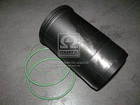 Гильза цилиндра КамАЗ (Евро-0,1,2) d=120мм (черн.) (МОТОРДЕТАЛЬ)