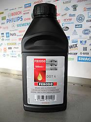 Тормозная жидкость Ferodo Dot4