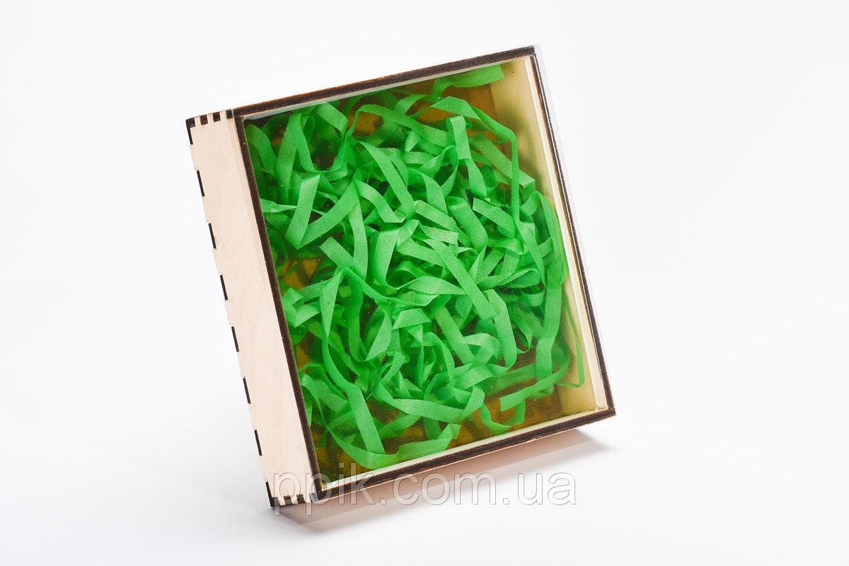 Коробки для пряников Деревянные (15*15*3,5 см) 1шт