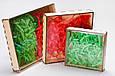 Коробки для пряников Деревянные (15*15*3,5 см) 1шт, фото 2