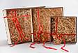 Коробки для пряников Деревянные (15*15*3,5 см) 1шт, фото 4