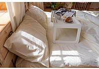 Комплект постельного белья Наша Швейка Бязь Beige Tver Двуспальный 180 х 215 см