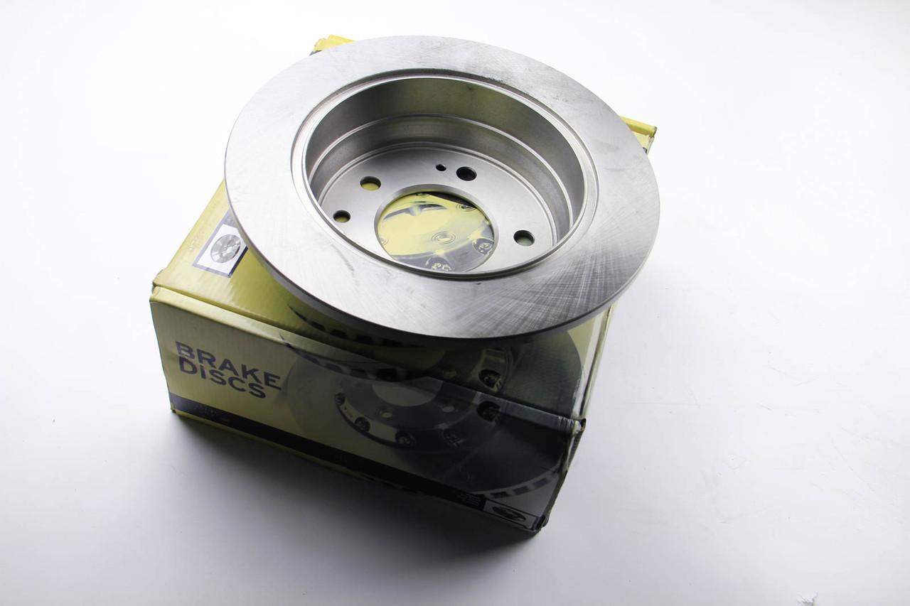 Тормозной диск задний Kia Cee'd 2006- (262x10)