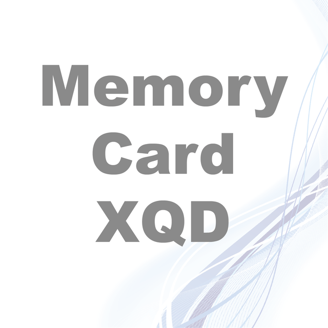 Memory Card XQD
