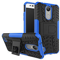Чехол Armor Case для LG K8 2017 Синий